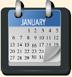 Waterphone AquaSonic calendar