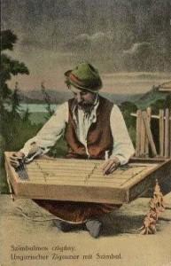 Cymbalom (Cimbalom) Picture